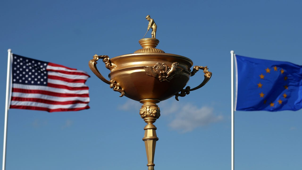 The magic of the Ryder Cup
