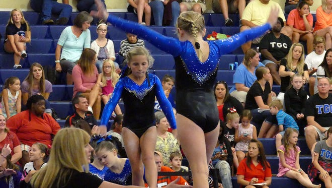Youth gymnastics is coming to Foley's new sports complex when it hosts the 2017 Alabama Compulsory Championships at the new Foley Sports Tourism Complex.