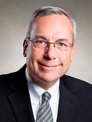 Greg Cory, El Paso Health board vice chairman.
