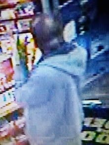 Police are looking for a man they say robbed a gas station on Ohio Street in Oshkosh during the early morning hours of Sept. 25. Anyone with information is asked to contact the Oshkosh Police Department at 920-236-5700.