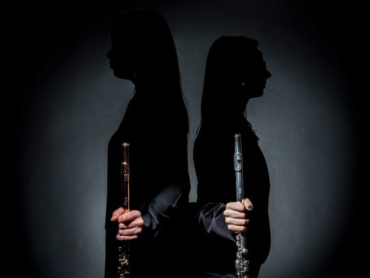 """Two former flute students initiated a Title IX investigation of """"repeated and systemic harassment"""" in Bradley Garner's flute studio at the University of Cincinnati College-Conservatory of Music in 2016. They spoke to The Enquirer on condition of anonymity for fear of retaliation."""