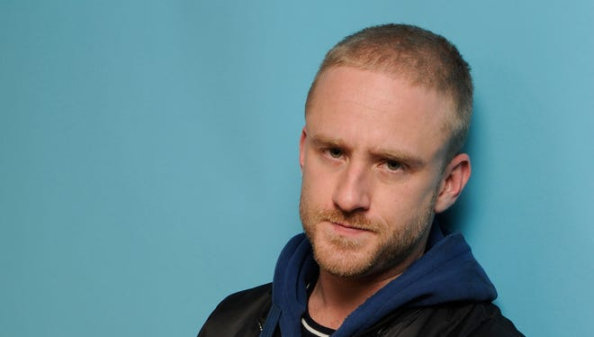 Actor Ben Foster, shown here in a file photo from the Sundance Film Festival, is set to play Lance Armstrong in a new film about the cyclist, one of a handful of films and books in the works about the rise and fall of the disgraced cyclist, who was stripped of his seven Tour de France titles after being found guilty of doping by the U.S. Anti-Doping Agency.