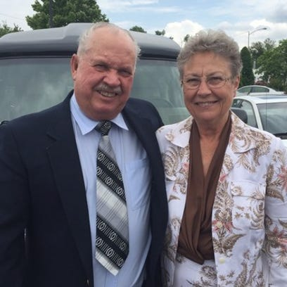 Anniversaries: Tom Tepe & Martha Tepe