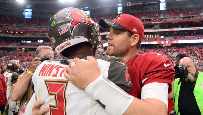 The Cardinals and Buccaneers face off in Week 6.