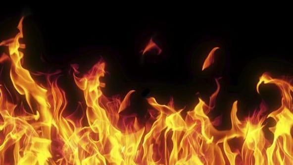 Fires struck three homes across Camden Friday, displacing
