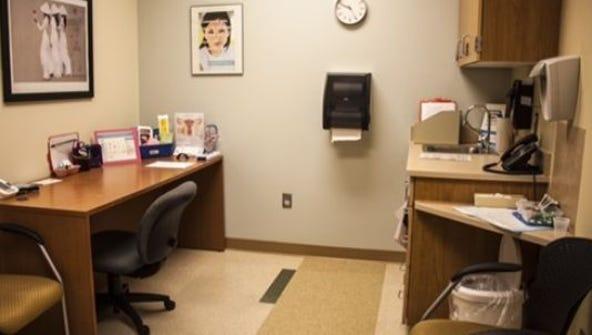 Planned Parenhood office in Colorado Springs.