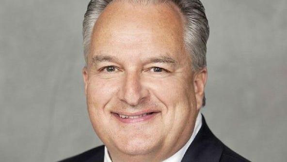 Arkansas Treasurer Dennis Milligan