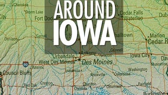 News from around Iowa.