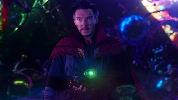 "Benedict Cumberbatch stars as Doctor Strange in ""Doctor"