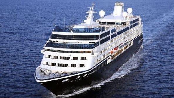 The 694-passenger Azamara Quest.