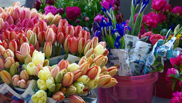 A young woman reflects on her troubled relationship with her mother, and why this year she'll be sending tulips instead of visiting.