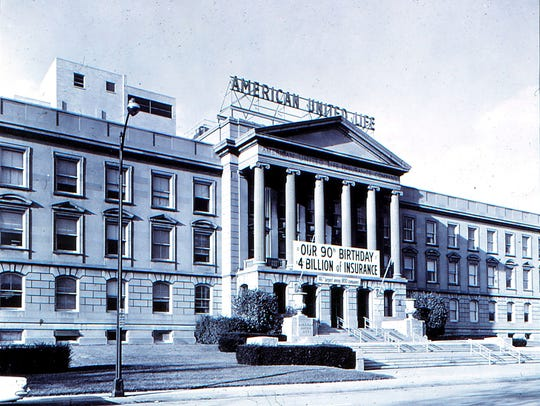 Ground was broken in 1930 on this building, which was