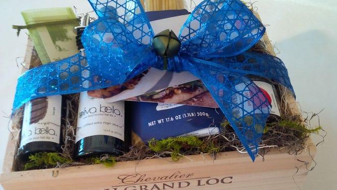 Olivia Bell gift box