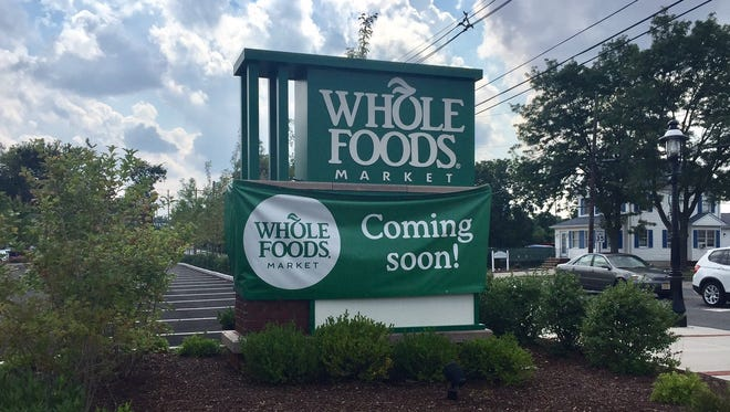 Whole Foods is opening its first location in Middlesex County in Metuchen on Oct. 11.