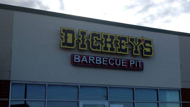 Two new Dickey's Barbecue Pit restaurants will open this month in Warren County.