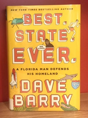 'Best State Ever' by Dave Barry