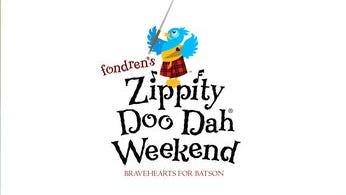 Bravehearts for Batson is the theme of this year's Zippity Doo Dah Weekend.