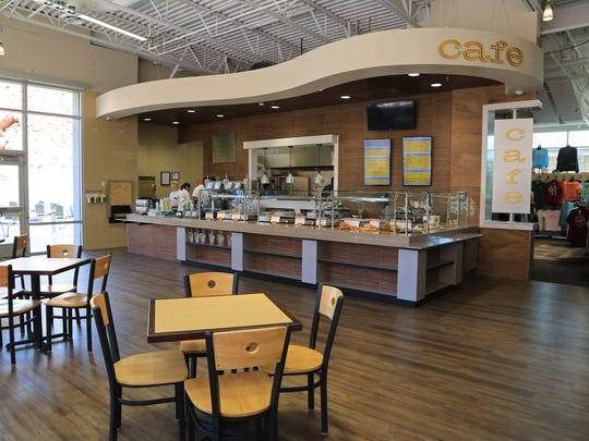 The Snow Canyon Cafe, located inside the Tuacahn Arts Center, is the latest addition to Tuacahn Center for the Arts in Ivins City.