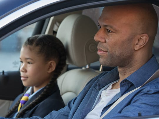 """Common and Storm Reid play father and daughter in """"A"""