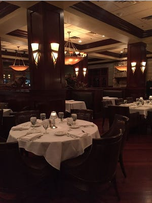 Morrie's Steakhouse has renovated its dining room and changed its name.