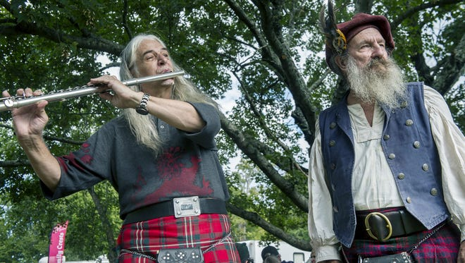 The fourth annual Middle Tennessee Highland Games Celtic Festival is Sept. 7-8 at The Hermitage.
