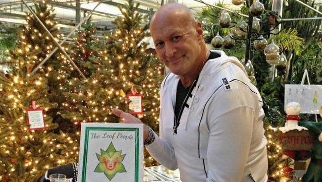 NJ Author Martin Link