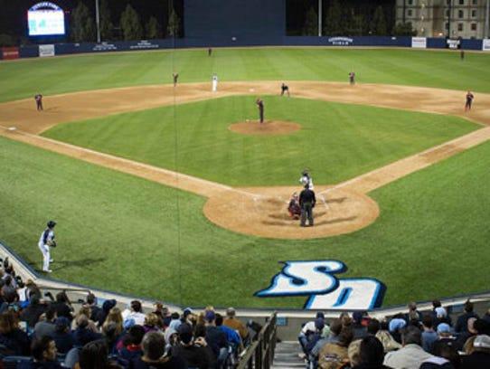Fowler Baseball Park at the University of San Diego.