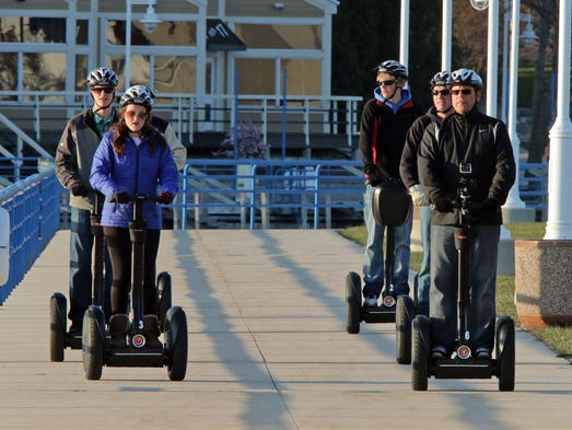 segway llc City segway tours city segway tours we will do this in every city that we visit in the future and will always look for city segway tours  mackie, usa.