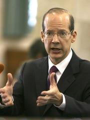 New Jersey Chief Justice Stuart Rabner