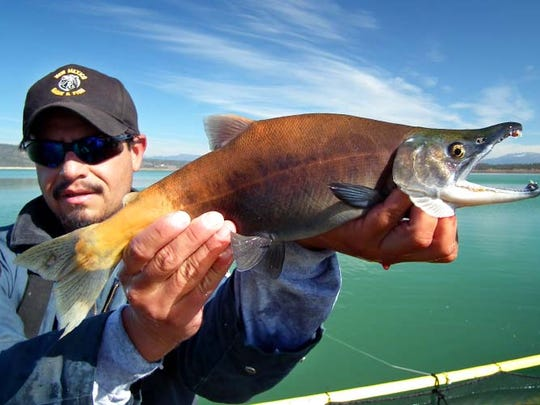 New Mexico Department of Game and Fish's Los Ojos Hatchery