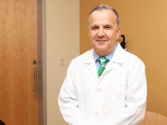 Crystal Run Healthcare Cardiologist, Michael L. Innerfield, MD, FACC.