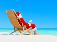 CHRISTMAS IN JULY: Santa's Summer Escape