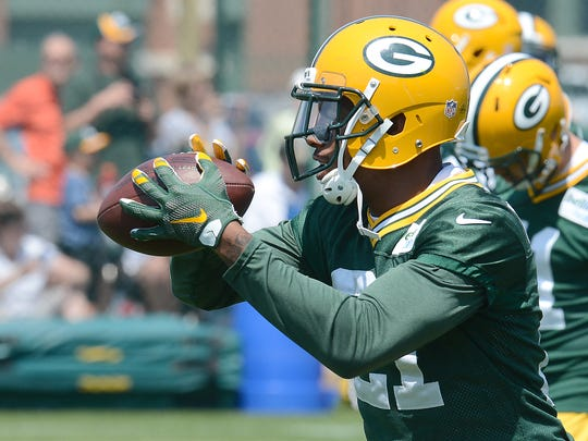 Green Bay Packers safety Ha Ha Clinton-Dix says the