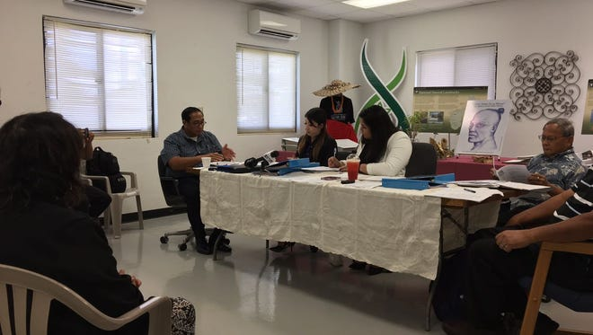 Guam Academy Charter Schools Council met at Paseo Thursday morning to discuss accreditation updates, charter renewal, and grant opportunities.