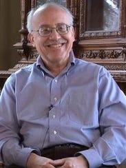 Cornell University professor Glenn Altschuler will