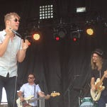 Watch: Forecastle - Anderson East celebrates his birthday by performing at the festival