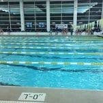 Palmyra boys 200 freestyle relay 15th at states