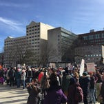 Michigan's March for Our Lives draws thousands to Capitol