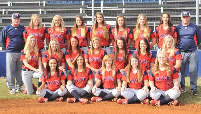 Franklin alum Haylee Overholt (22) is a sophomore for the Walters State (Tenn.) Community College softball team.