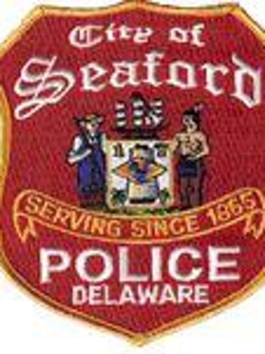 Seaford PD patch
