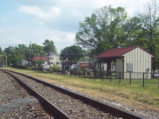 Magnolia RR Station
