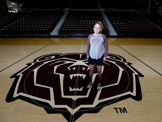 Jackie Stiles, the Missouri State Lady Bear legend