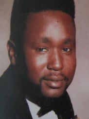 Truck driver Tyrone Camp was murdered in 1996