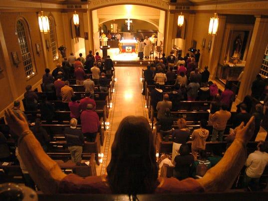 Candlelight Mass for Haiti