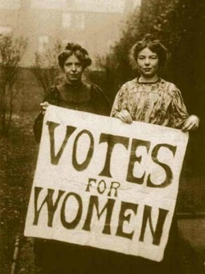 By 1920, the 19th Amendment had granted women the right to vote. As the presidential campaign took place in the summer of that year, women in Canton were being taught how to vote during a three-session night school class.
