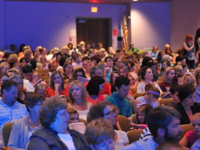 Ohio University - Lancaster Theatre presents Cinderella Sunday at OU-L.