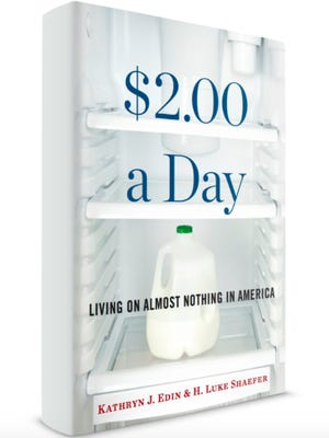 $2.00 a Day takes a look at families in the country who survive on next to no cash income