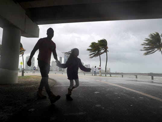 Much of South Florida under flood watch