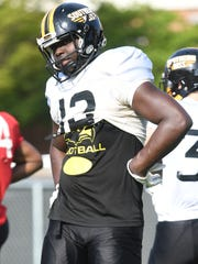 Southern Miss running back Steven Anderson enjoyed a standout spring training camp.