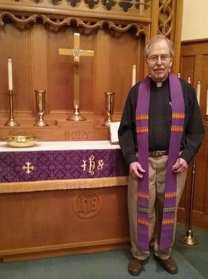 Pastor Hans Scherner